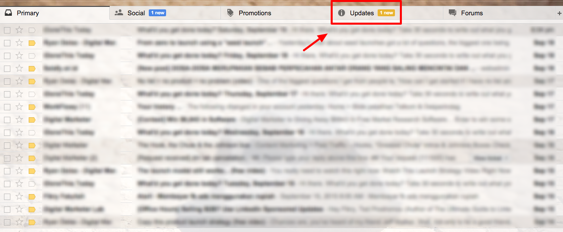 folder promotion update