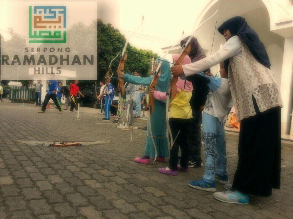 Fasilitas lengkap Serpong Ramadhan Hills