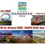 Open Registrasi Acara Prelaunch Serpong Ramadhan Hills
