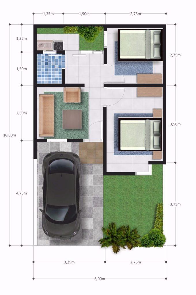 Zahwa Residence 2