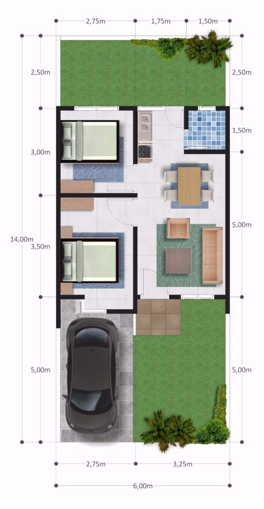 Zahwa Residence 3