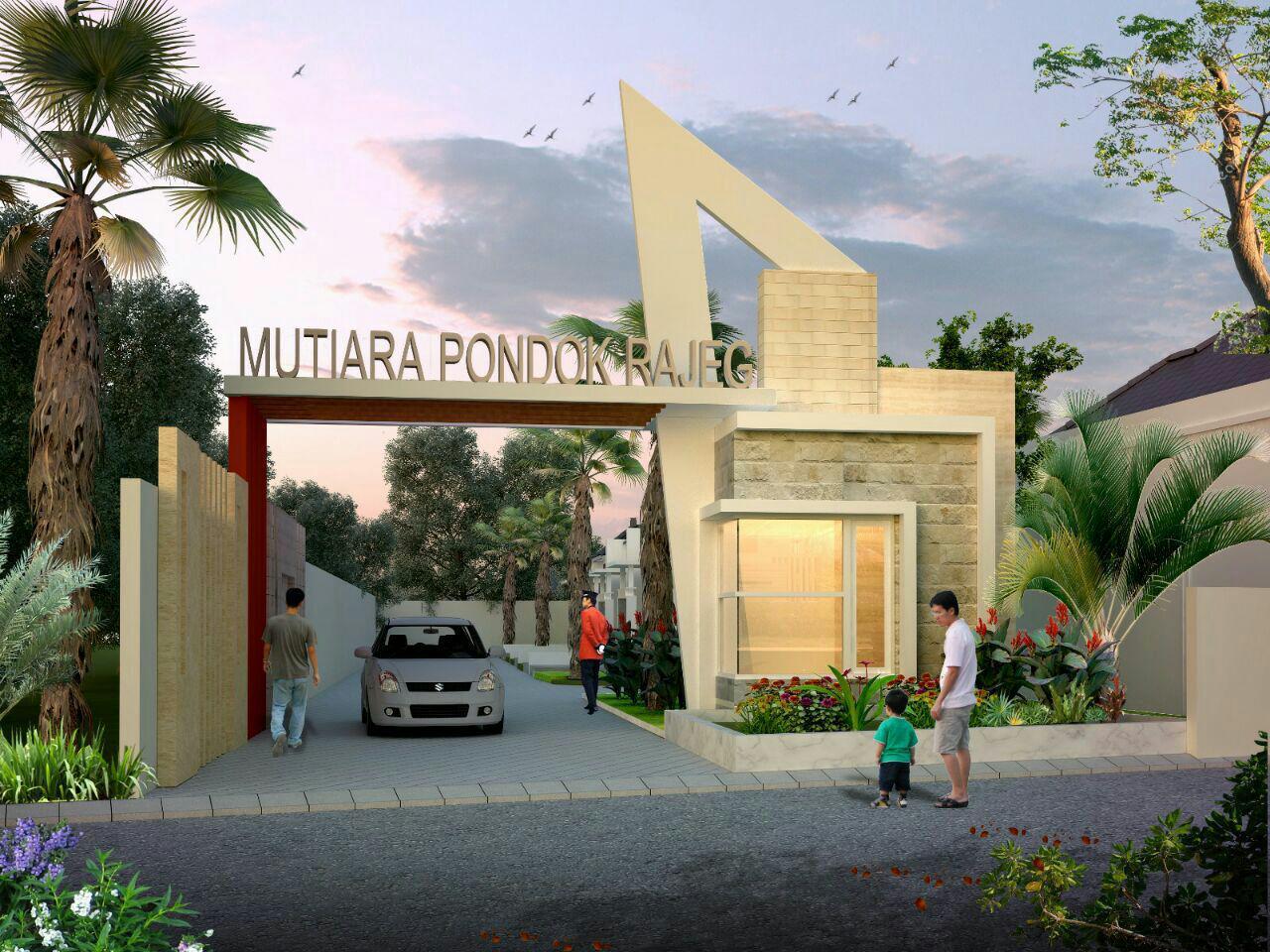 Cluster Mutiara Pondok Rajeg
