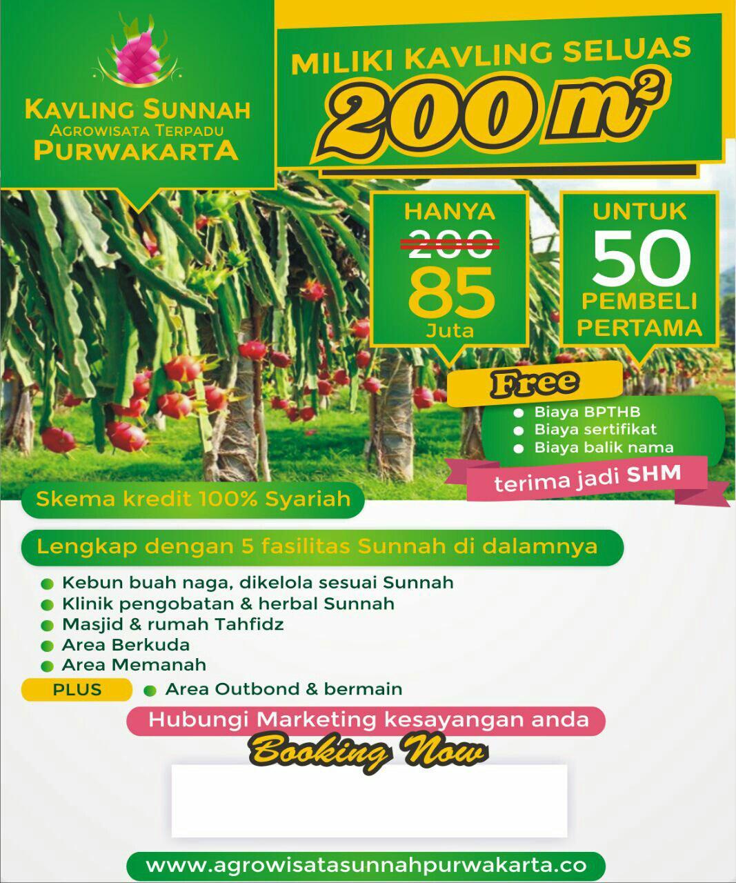 Kavling Sunnah Purwakarta Softlaunching 12