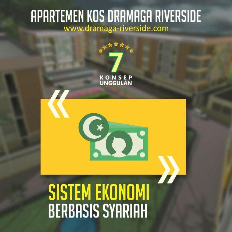 Apartemen Kost Dramaga Riverside 2