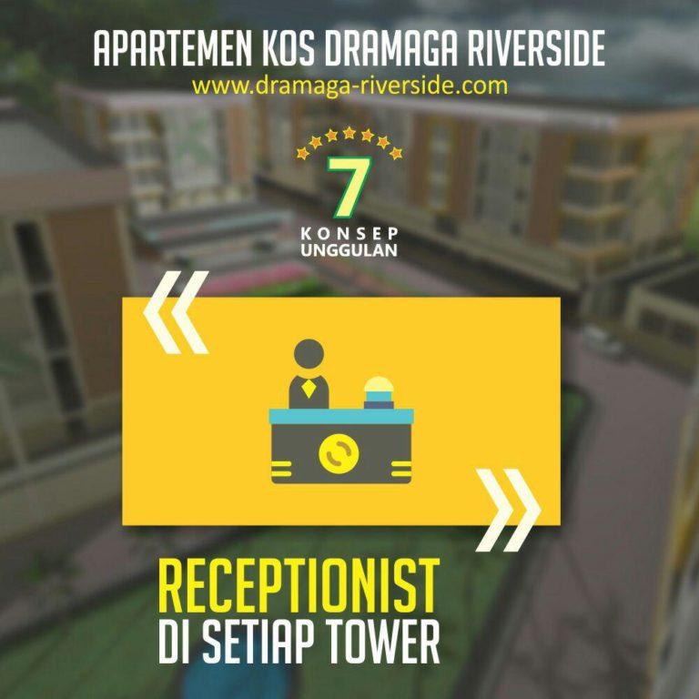 Apartemen Kost Dramaga Riverside 3