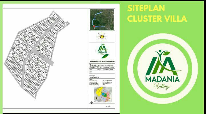 steplan madania village