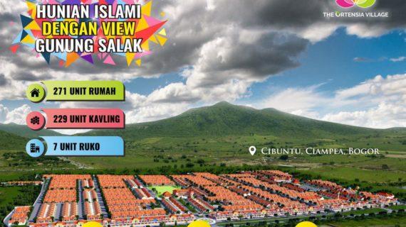 Perumahan Syariah di Bogor – The Ortensia Village