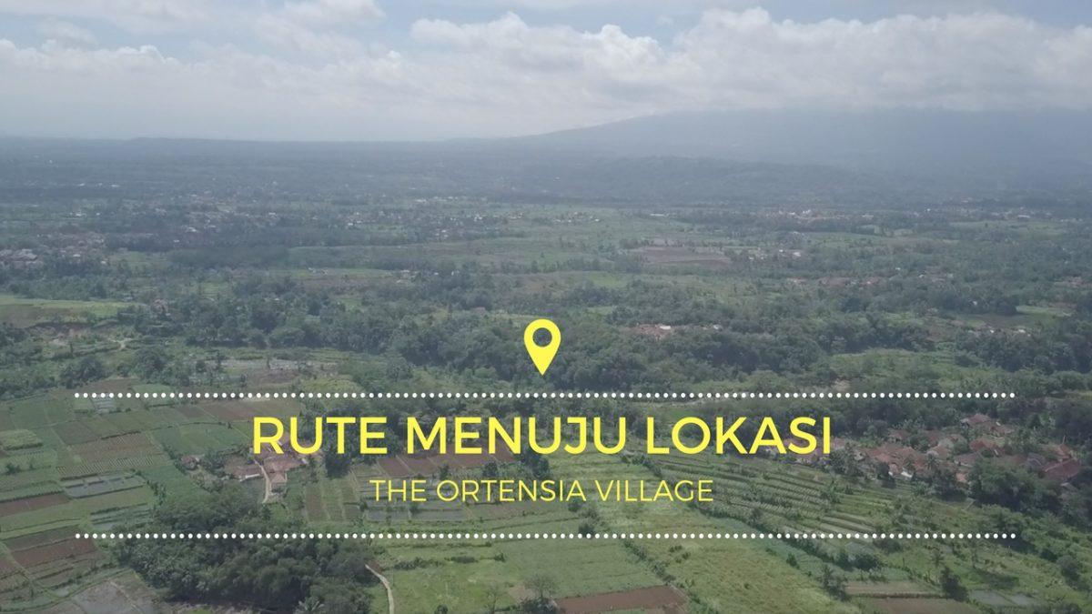 Promo The Ortensia Village Bogor 7