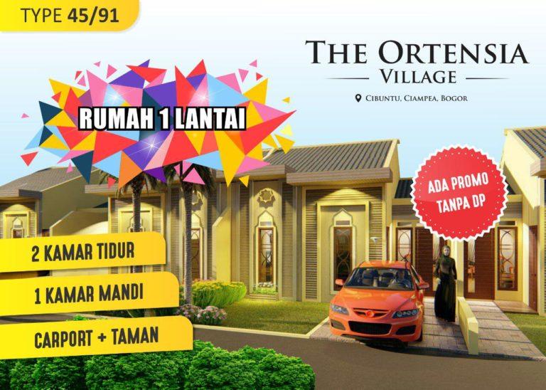 Promo The Ortensia Village Bogor 11