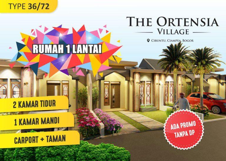 Promo The Ortensia Village Bogor 12