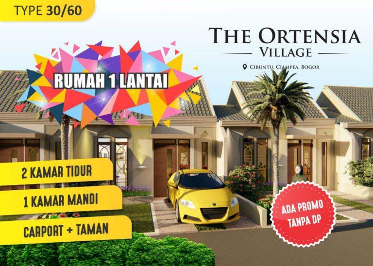 Promo The Ortensia Village Bogor 13