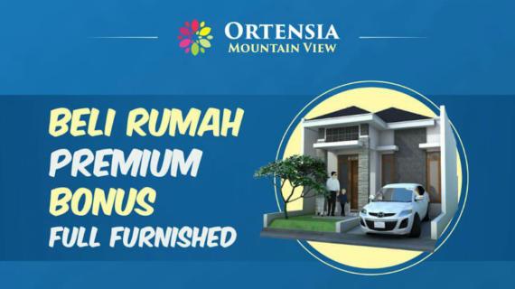 Beli Rumah Syariah di Bogor – Bonus Full Furnished