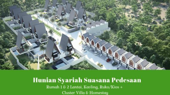 Mau Beli Perumahan Syariah di Bogor? Ikuti Acara Ini