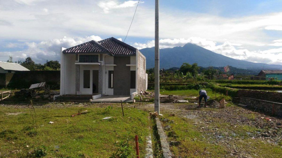rumah syariah bogor ortensia mountain view
