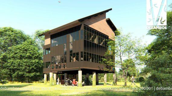 Debamboe Portable Buildings – Solusi Bangunan dan Hunian Era Millenial
