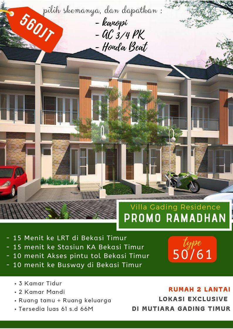 promo ramadhan rumah syariah bekasi