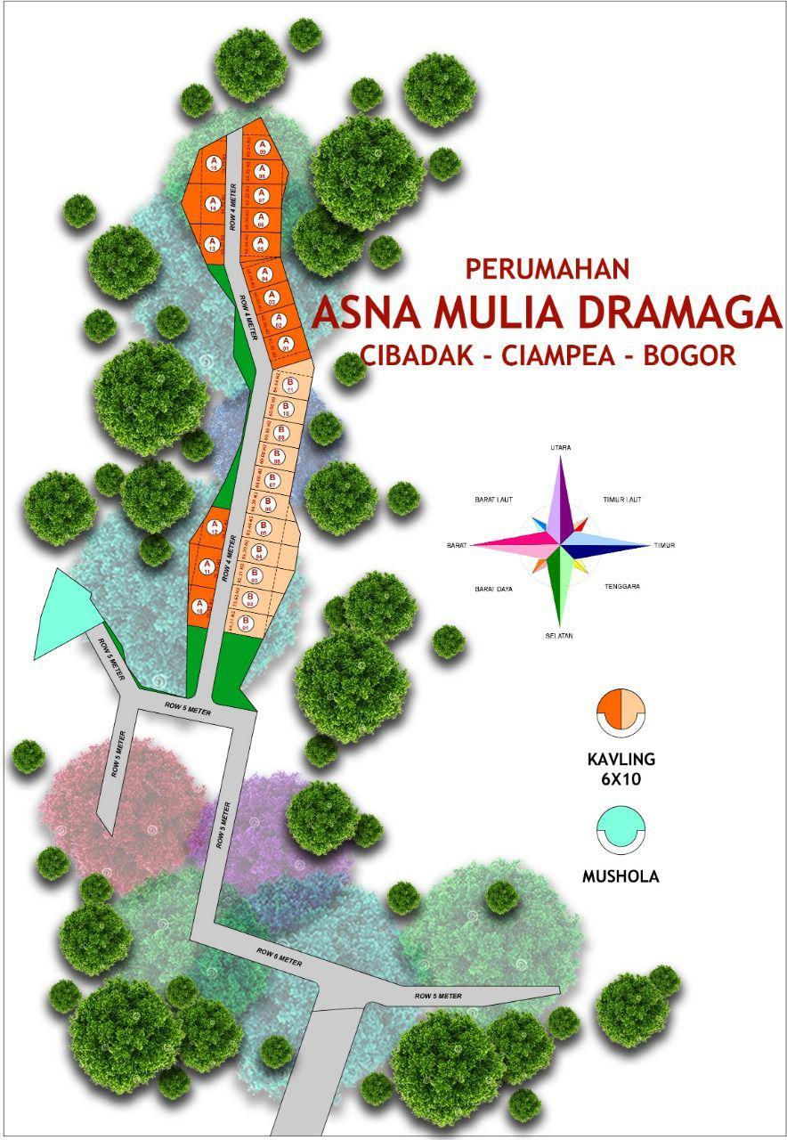 Rumah Syariah Bogor - Asna Mulia Dramaga 3