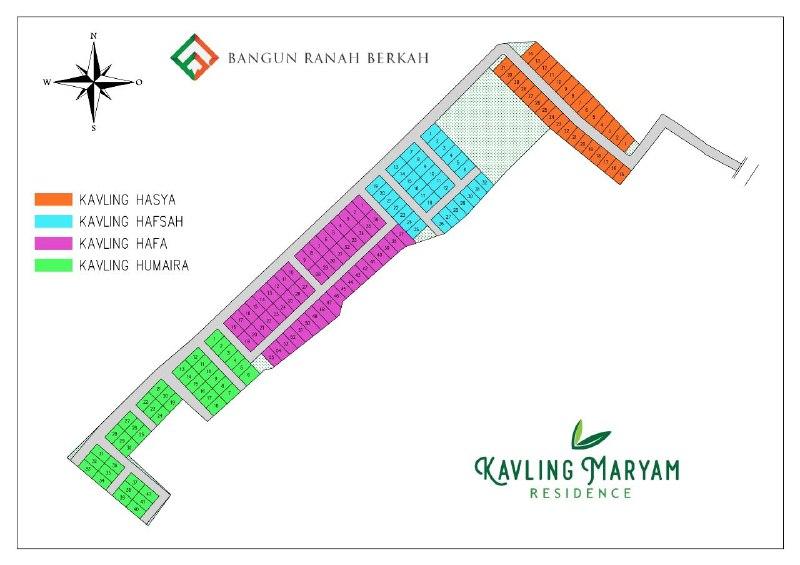 Rumah Syariah Bekasi - Kavling Maryam Residence 2