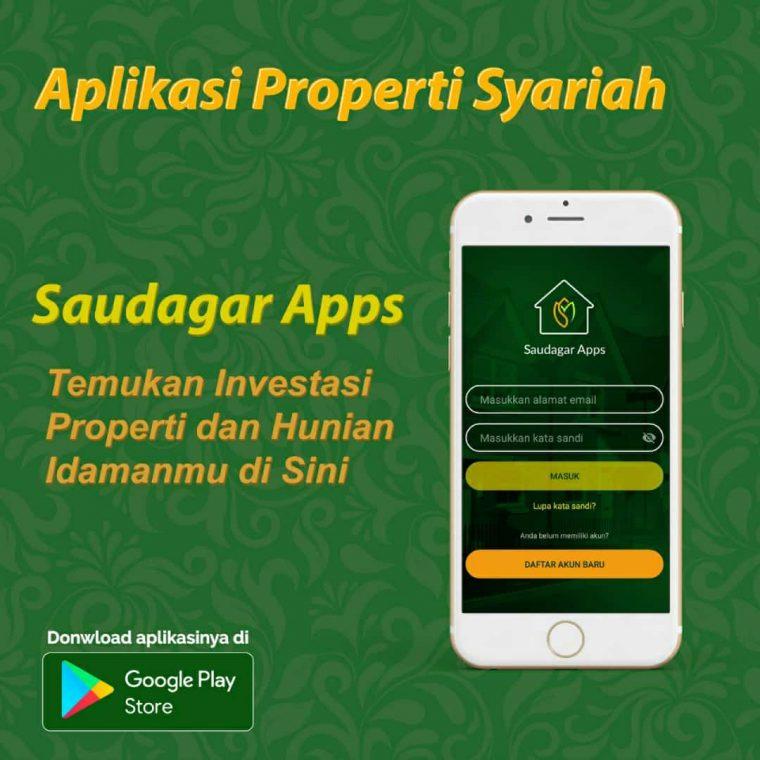 saudagar apps - aplikasi properti syariah