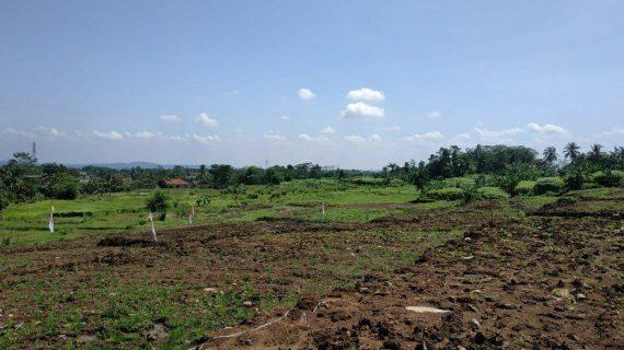 Kavling Siap Bangun di Pedesaan Dekat Wisata Gunnung Salak Bogor