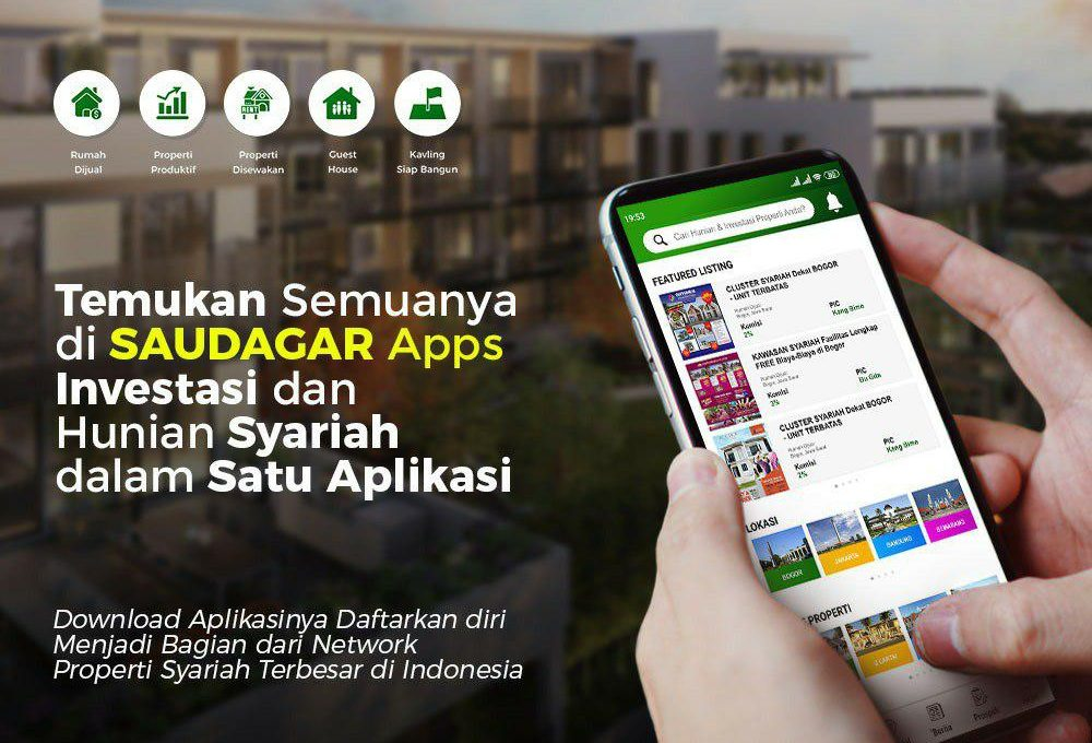 aplikasi properti syariah