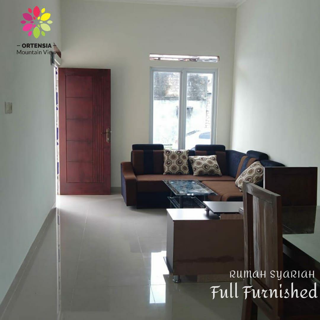 rumah siap disewakan full furnished