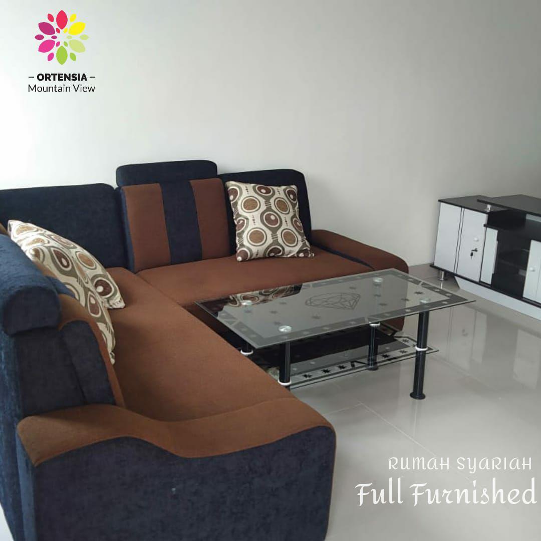 rumah tanpa riba full furnished