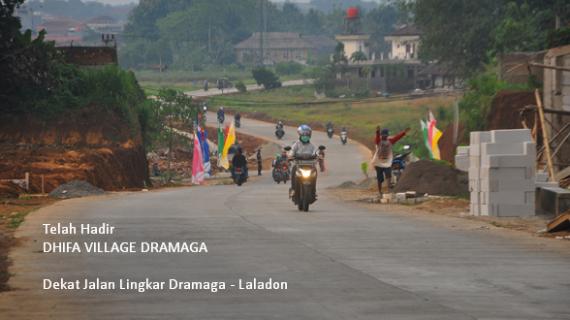 Dhifa Village Dramaga – Rumah Syariah Bogor Strategis Dekat Lingkar Dramaga – Laladon