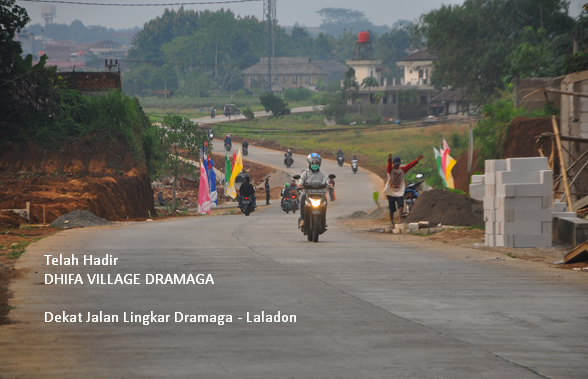 Rumah Syariah Bogor Dhifa Village Dramaga