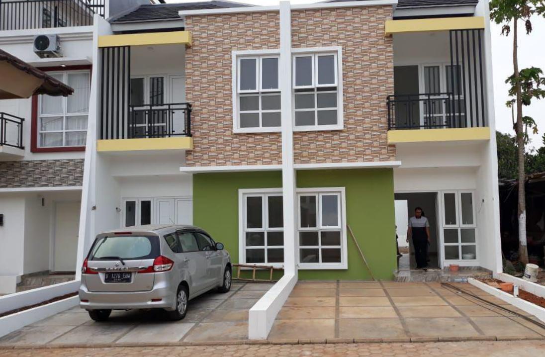 rumah syariah tangerang casa bellevue residence