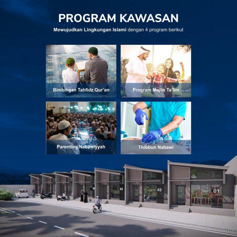 program rumah syariah pedesaan