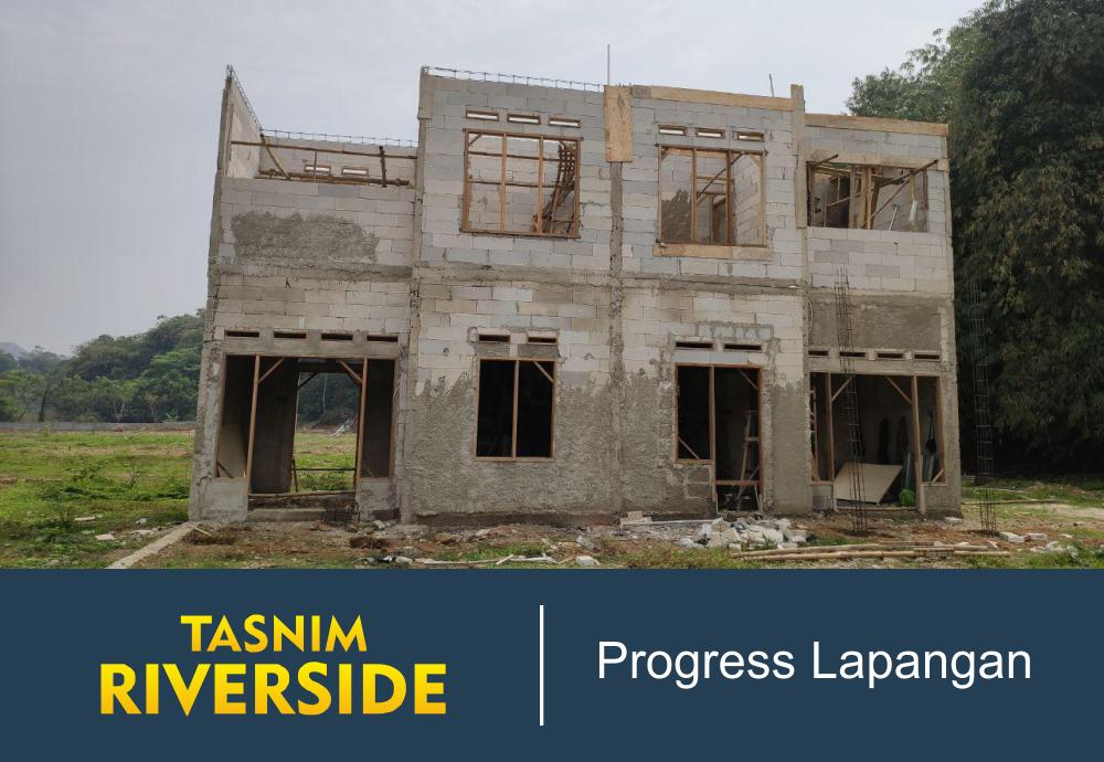 Rumah Syariah di Bogor - Tasnim Reverside-progres