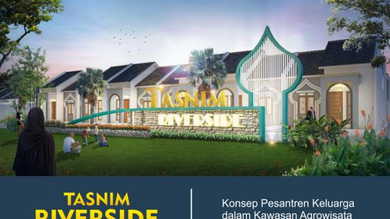 Rumah Syariah Bogor-Tasnim Riverside-Tegalwaru