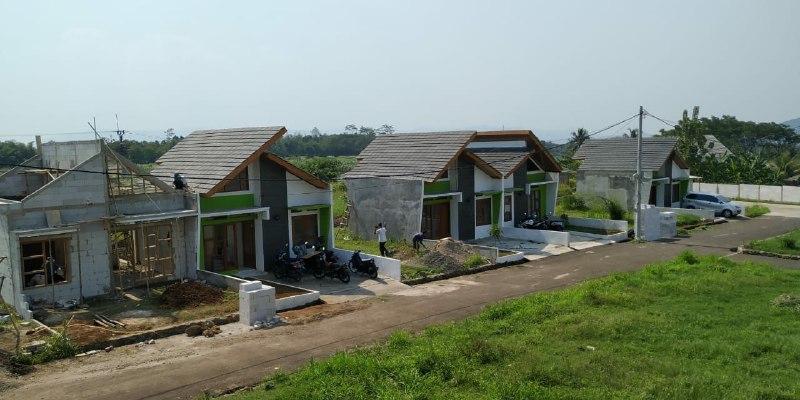 Rumah Syariah Bogor-TAsnim Village-pembagunan rumah