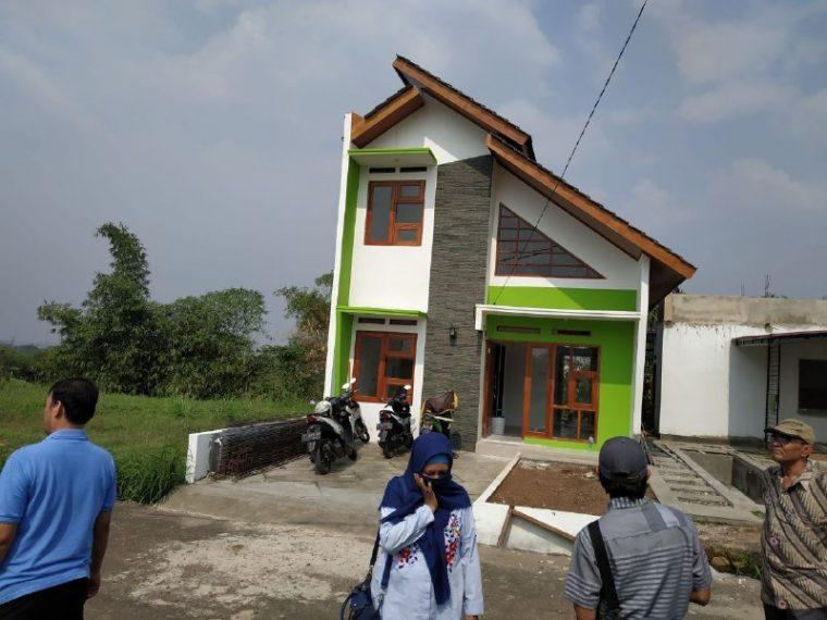 Rumah Syariah Bogor-TAsnim Village-rumah contoh