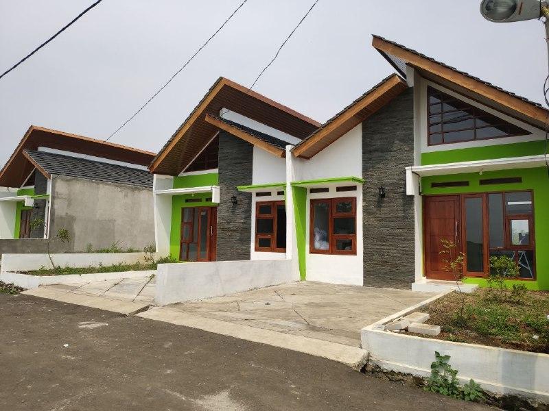 Rumah Syariah Bogor-TAsnim Village-rumah siap dihuni