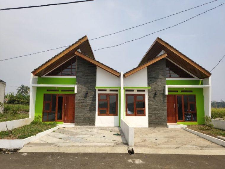 Rumah Syariah Bogor-TAsnim Village-rumah siap huni