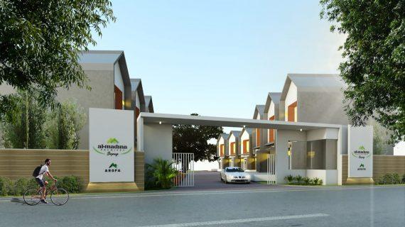 Rumah Halal di Tangerang Selatan – Al Madina Premier Serpong
