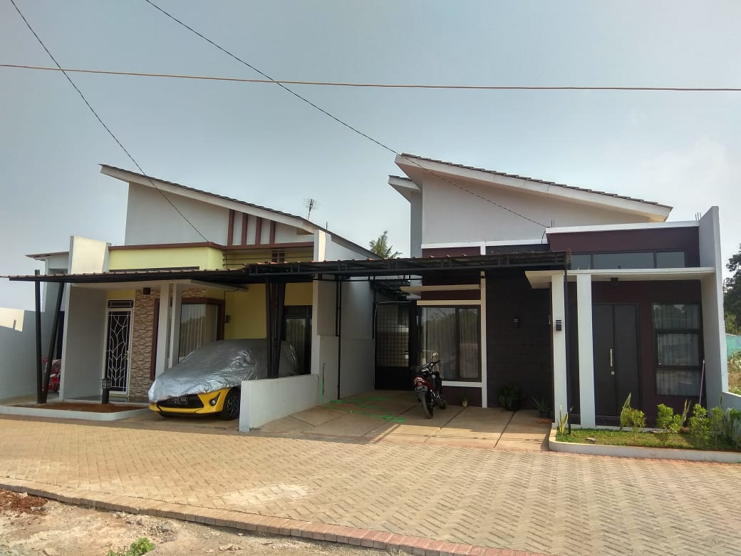 Rumah bebas banjir Bekasi