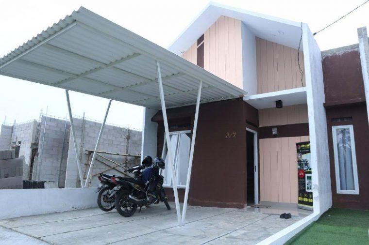 rumah bebas banjir-Rumah Syariah di Bogor 2