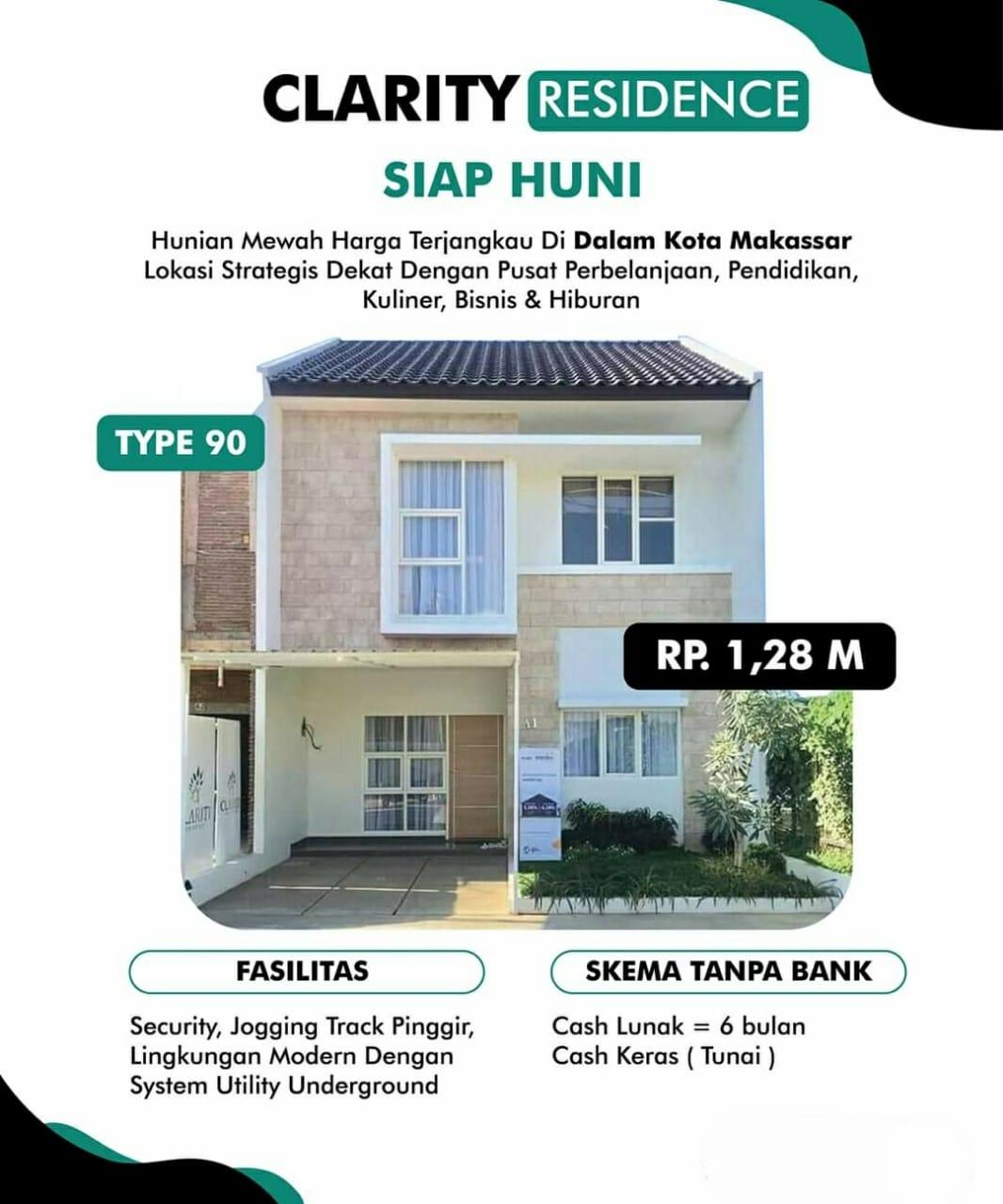 Rumah di Kota Makassar-siap huni-cover1
