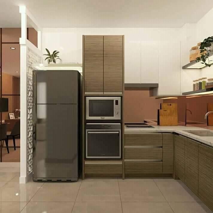 Rumah di Kota Makassar-siap huni-dapur 2