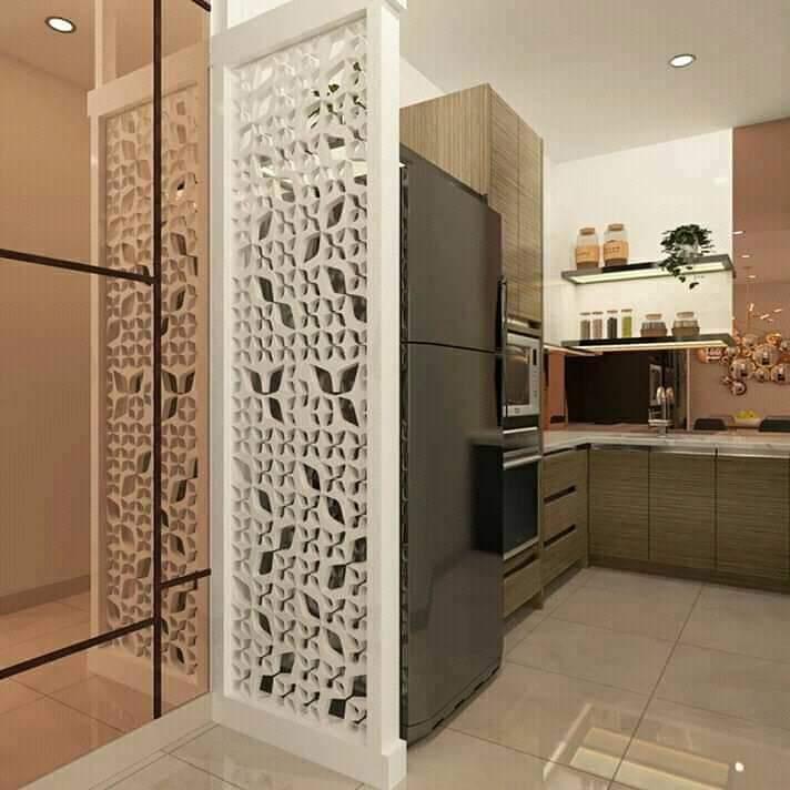 Rumah di Kota Makassar-siap huni-dapur