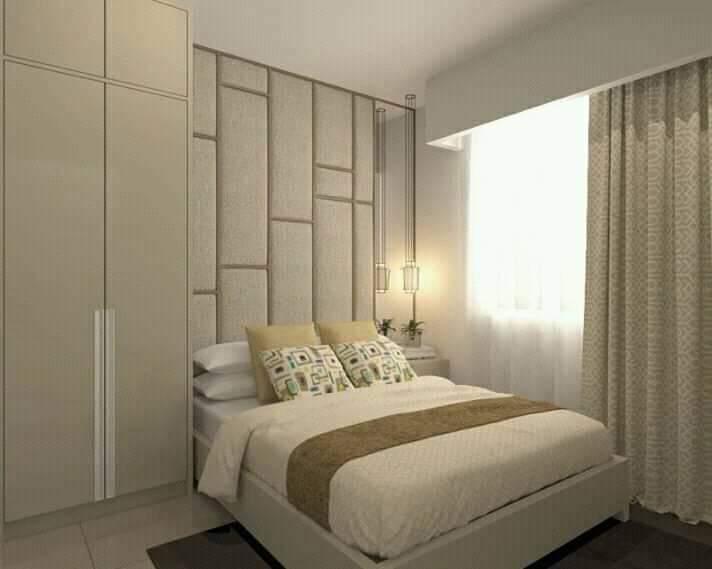 Rumah di Kota Makassar-siap huni-kamar tidur