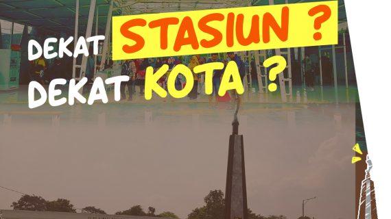 Rumah Bebas Banjir Dekat Stasiun Bogor