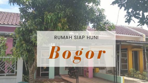 Rumah Siap Huni Bogor Full Renovasi Harga Terjangkau