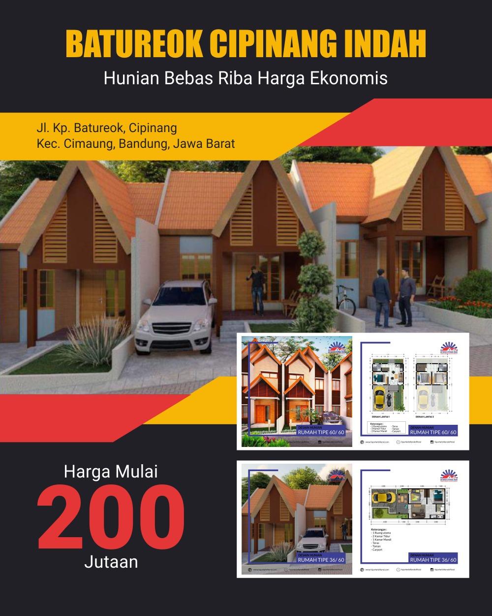 Rumah Syariah Bandung- Batureok-thumhbnail