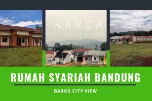 Rumah syariah Bandung-baros