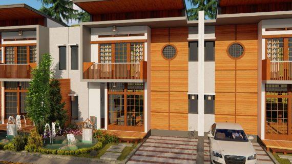 Nouka Village – Rumah Syariah Lembang Bergaya Jepang