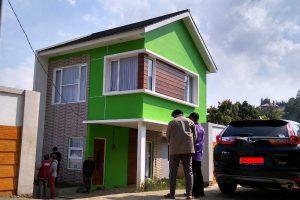 rumah syariah bandung sharia dago village